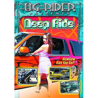 Og Rider: Dyb Ride [DVD] USA importerer