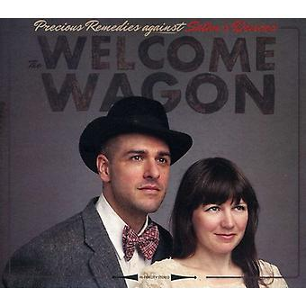 Welcome Wagon - Precious Remedies Against Satan's Device [CD] USA import