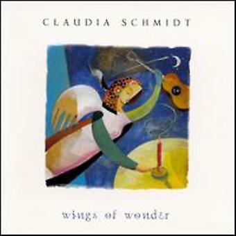 Claudia Schmidt - Wings of Wonder [CD] USA import