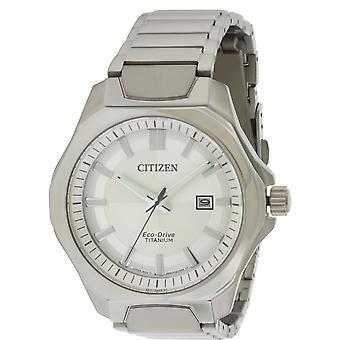 Citizen Eco-Drive Super Titanium Mens Watch AW1540-88A