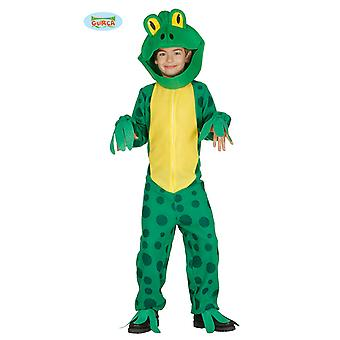 Frog Toad Toad Frog costume children 5-6 years