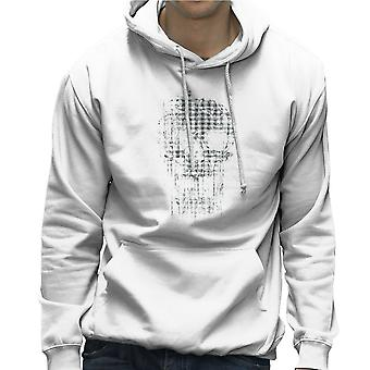 Cool Scull mannen Hooded Sweatshirt