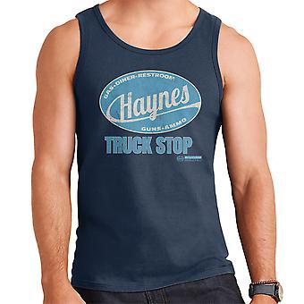 Haynes Brand Truck Stop Men's Vest