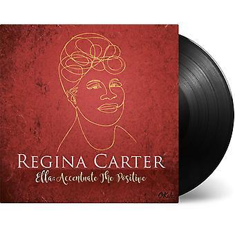 Carter * Regina - Ella: fremhæve Positive [Vinyl] USA importen