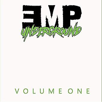 Forskellige kunstner - Emp Underground 1 [CD] USA import