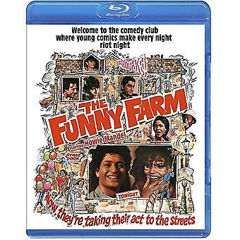 Funny Farm (1983) [Blu-ray] USA importerer