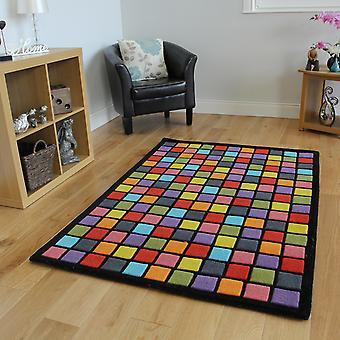 Geometric Wool Modern Rugs Dynamic