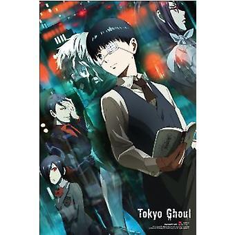 TOKYO GHOUL Kaneki & Friends Poster Poster Print