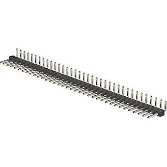 Pin strip (standard) No. of rows: 2 Pins per row: 36 FCI 77317-804-72LF 1 pc(s)