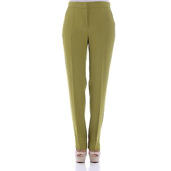 Alberta Ferretti ladies A031416180424 green acetate pants