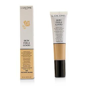 Piel de Lancome se siente buena hidratante piel tinte saludable resplandor SPF 23 - # 02C Natural Blond - de 32 ml/1,08 oz