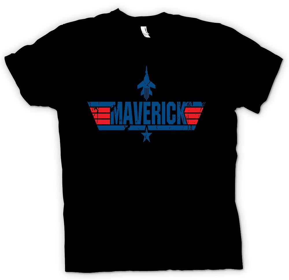 Womens T-shirt - Top Gun Maverick USAF - Movie