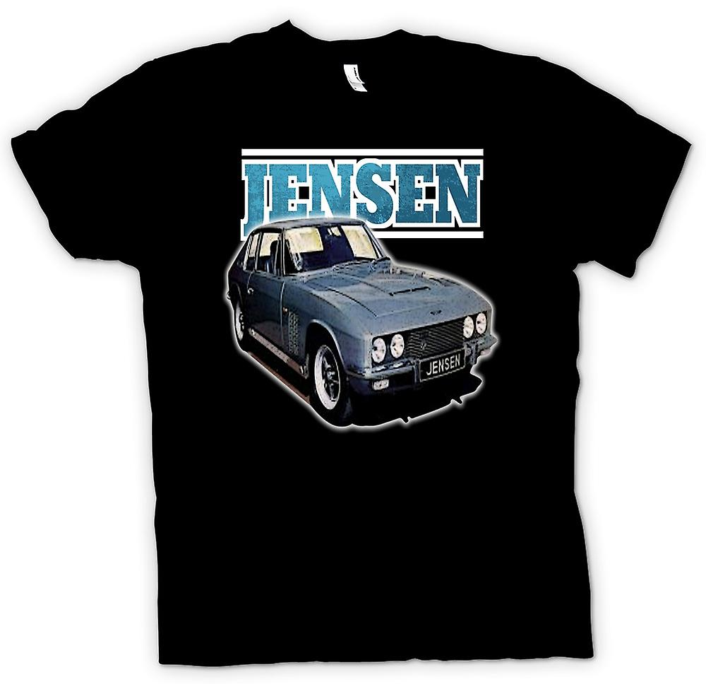 Womens T-shirt-Jensen Interceptor