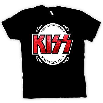 Kiss - You Wanted The Best Kids T Shirt