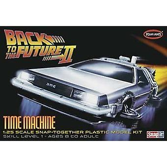 Tilbage til den fremtidige Time Machine 2