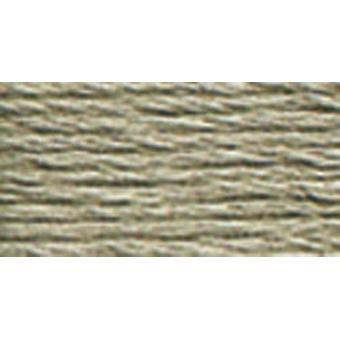 DMC 6-Strand Embroidery Cotton 8.7yd-Medium Beaver Grey