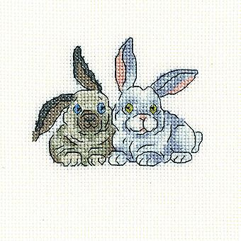 Brer Rabbits Counted Cross Stitch Kit-4.25