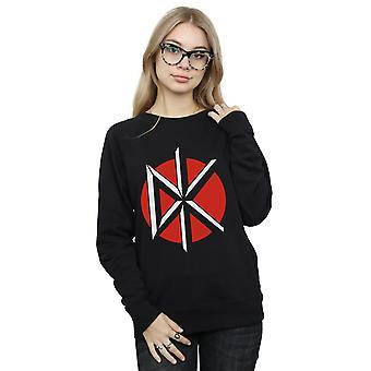 Classique Logo Sweatshirt Dead Kennedys féminin
