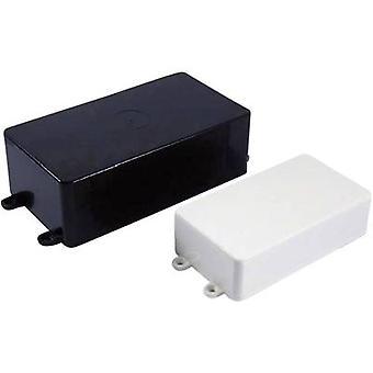 Axxatronic BIM2004/LUG-BLK/BLK Universal enclosure 120 x 65 x 40 Acrylonitrile butadiene styrene Black 1 pc(s)