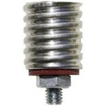 Bulb holder Socket (mini bulbs): E10 Connection: Screw terminal BELI-BECO 1 pc(s)