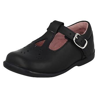 Infant Girls Startrite T-Bar Shoes Sandalette III