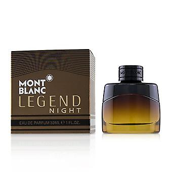 Montblanc Legend Night Eau De Parfum Spray 30ml/1oz