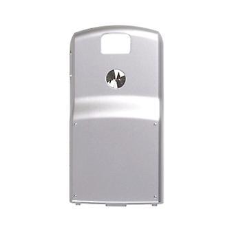 OEM Motorola SLVR L7c uitgebreid batterijklepje - zilver