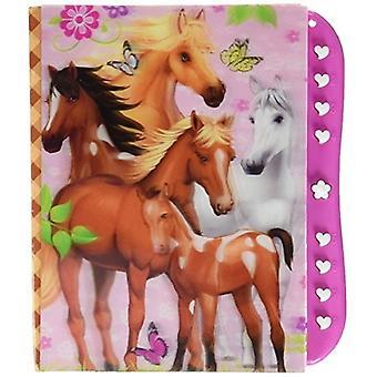 ホット フォーカス魅了馬秘密のメッセージ セット