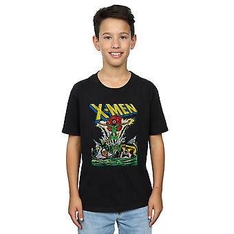 Marvel Boys X-Men Enter The Phoenix T-Shirt