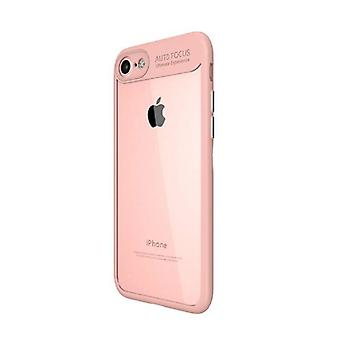 IPhone Stuff Certified® XS - voiture Focus Armor cas couvrir Cas Silicone TPU Case rose
