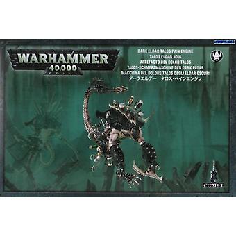Moteur de douleur sombre Eldar Talos jeux atelier Warhammer 40 000