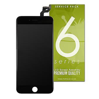 Czarny Premium jakości LCD ekran dla iPhone 6S   iParts4u