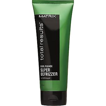 Matrix Total Results Curl Please Super Defrizzer 200 ml