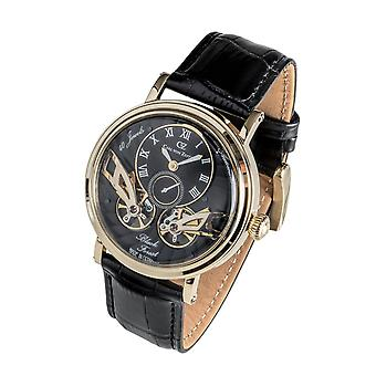 Carl of Zeyten men's watch wristwatch automatic black forest CVZ0017GBK