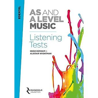 Edexcel AS and A Level Music Listening Tests by Alistair Wightman - H