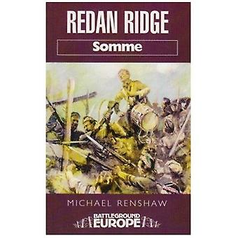 Redan Ridge - Battleground - WW1 by Michael Renshaw - 9781844150557 Bo