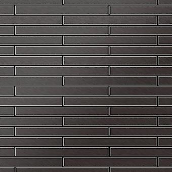 Metal mosaic Titanium ALLOY Avenue-Ti-SB
