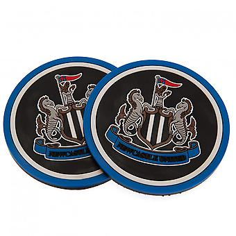 Newcastle United FC Coaster Set (Pack Of 2)