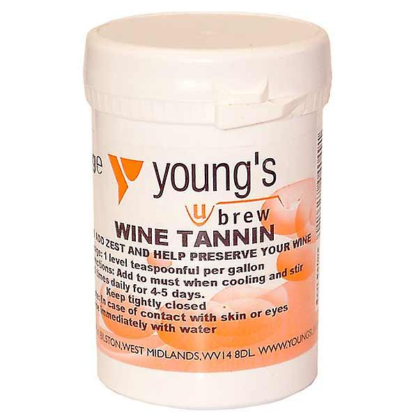 Wine (Grape) Tannin - Powder 50g
