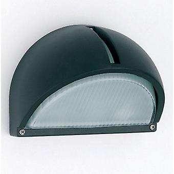 Endon EL-YG-5006 Low Energy Outside Light In Black, IP44
