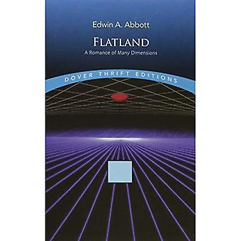 Flatland: A Romance of Many Dimensions (Dover Thrift): A Romance of Many Dimensions