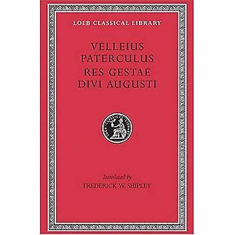 Compendium of Roman History - Res Gestae Divi Augusti