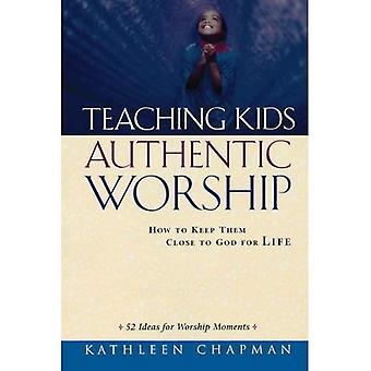 Enseignement enfants culte authentique: Comment faire pour les garder près de Dieu pour la vie