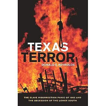 Texas-Terror: Der Sklave Aufstand Panik von 1860 und der Abspaltung des unteren Südens (gegensätzliche Welten: neue Dimensionen des amerikanischen Bürgerkriegs)