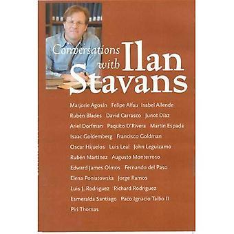 Samtal med Ilan Stavans (La Plaza)