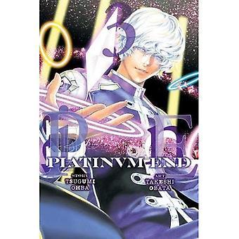 Platinum End, Vol. 3