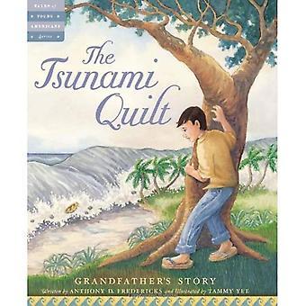 De Tsunami Quilt: Opa's verhaal (Tales van jonge Amerikanen)