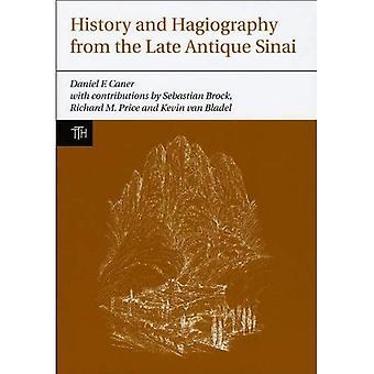 Histoire et hagiographie du Sinaï Antique tardive (textes traduits pour les historiens)