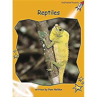 Reptiles: Level 4: Fluency (Red Rocket Readers: Non-fiction Set B)