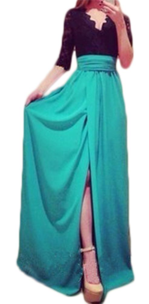 Waooh - Split Evening Dress Oric